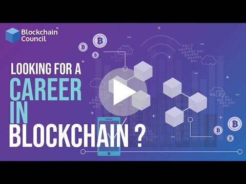 Blockchain Council | Blockchain Degree, Certification & Training | Career & Job Trends In Blockchain