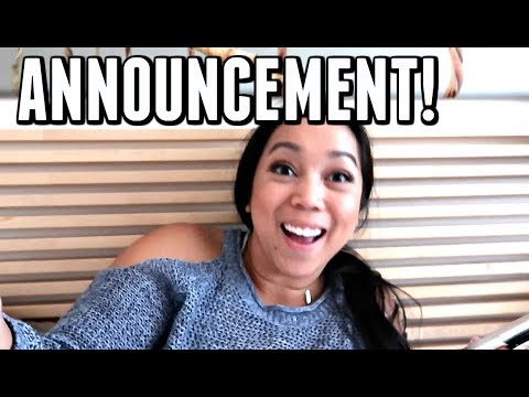 ANNOUNCEMENT! - September 13, 2017 -  ItsJudysLife Vlogs