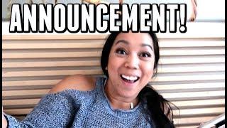 ANNOUNCEMENT! - September 13, 2017 -  ItsJudysLife Vlogs