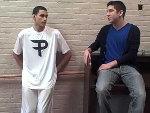 Daniel Poneman Chats with Abdel Nader, the 2011 Egyptian Sensation