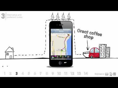 Waze Tip #3 - Alternative and preferred routes | Waze - YouTube