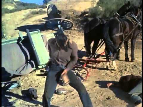 APACHE(1954) PREVIEW-Mountain ambush