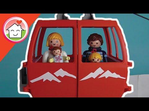 Playmobil Film deutsch Ski fahren / Kinderfilm / Kinderserie von family stories
