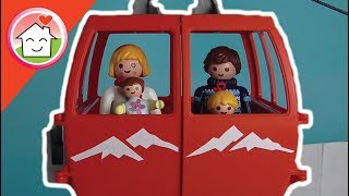Playmobil Film Deutsch Ski Fahren / Kinderfilm / Kinderserie Von Family Stories