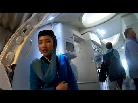 TRIP REPORT | Oman Air | Boeing 787-9 Dreamliner | Muscat- Bangkok| Economy Class