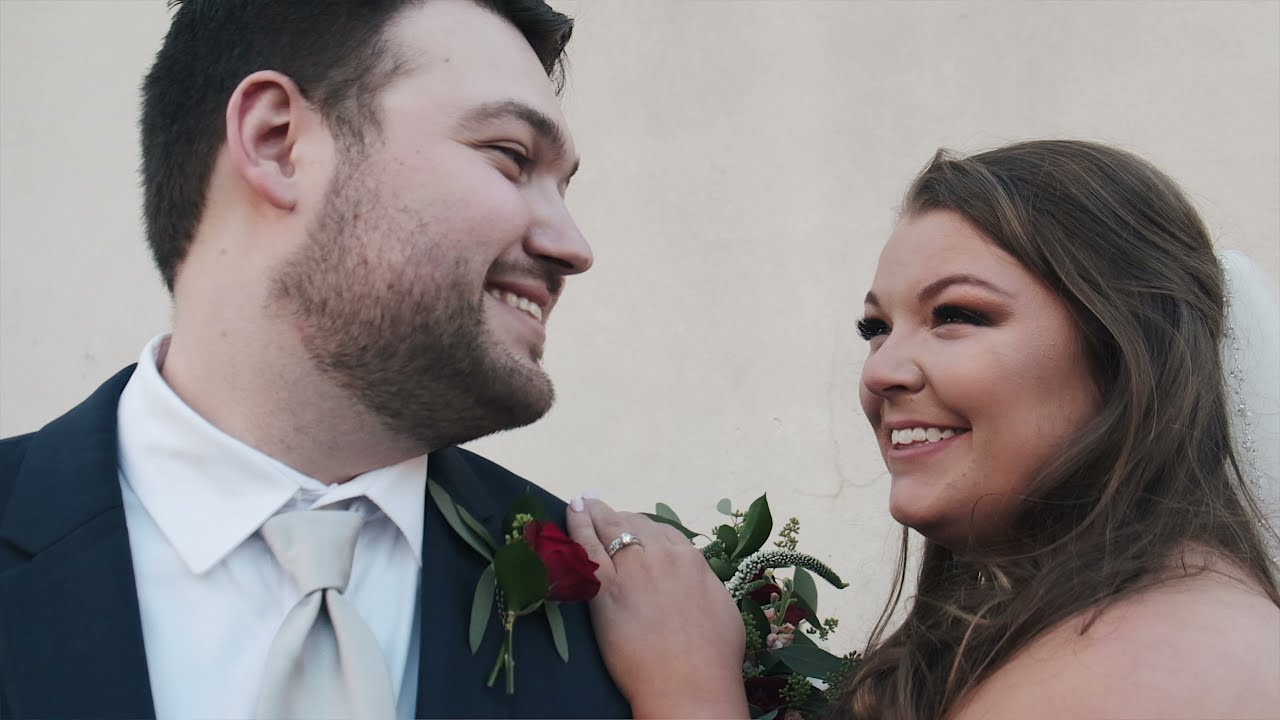 Courtney & Hunter's Highlight Film - 2021 Wedding Film
