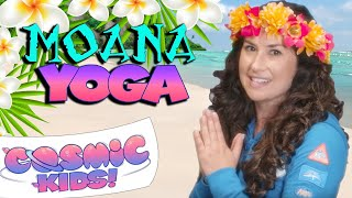 Video Moana | A Cosmic Kids Yoga Adventure! download MP3, 3GP, MP4, WEBM, AVI, FLV Oktober 2017
