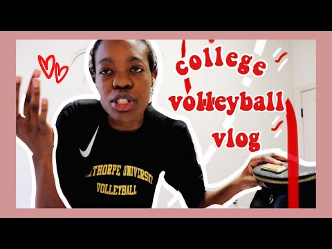 Each Day within the Existence of the College Volleyball Player
