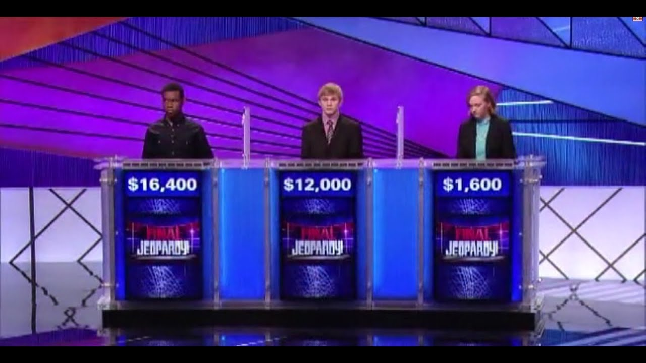 Surprise! 'Jeopardy!' champion Jackie Fuchs is a former