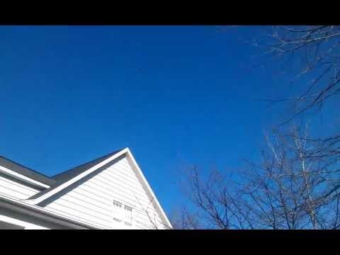 Lockheed Martin C-5 Galaxy over Greensboro