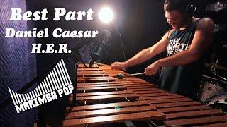 Best Part (Marimba Pop Cover) - by Daniel Caesar ft. H.E.R.