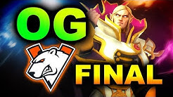 OG vs VIRTUS PRO - GRAND FINAL - ESL Los Angeles 2020 DOTA 2