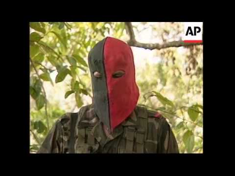 COLOMBIA: ELN & FARC REBEL GROUPS TO JOIN FORCES