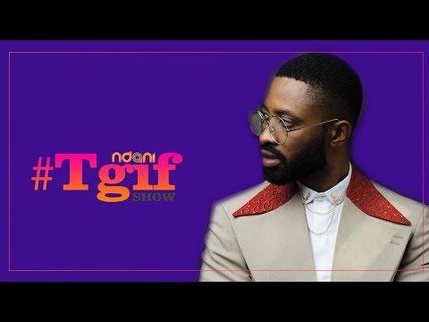 The NdaniTGIFShow : Ric Hassani