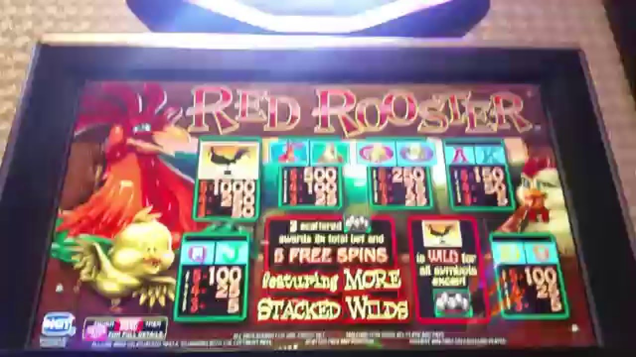 Red Rooster Slot Machine Online