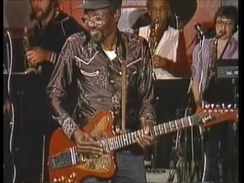 Clarence Gatemouth Brown -  Pressure Cooker (New Orleans 1984) [official HQ video]