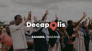 Operation Decapolis starts TODAY