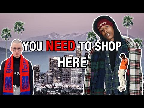 LA Shopping Guide
