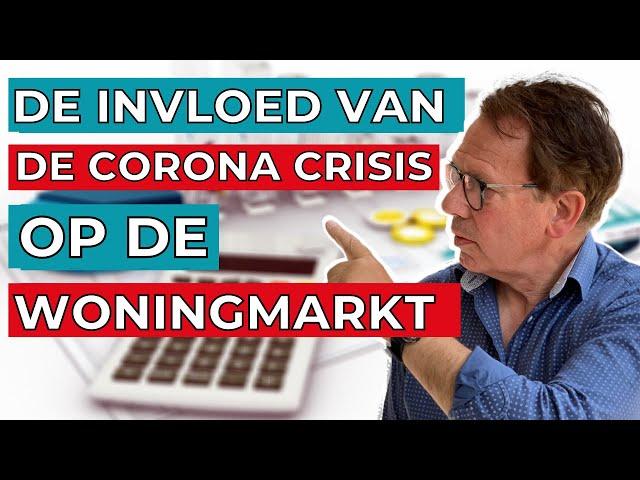 De woningmarktcijfers van de NVM over het derde kwartaal 2020 - Invloed coronavirus