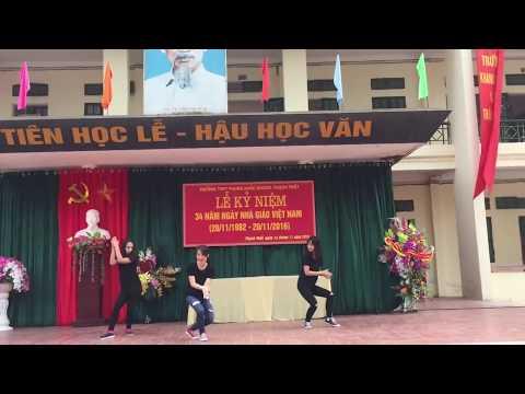 La La Latch, Daddy, Gentlemen Dance Mashup - 11a11 Trường THPT Phùng Khắc Khoan