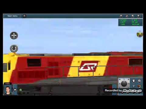 Expriment Rel Bekok (trainz Simulator)