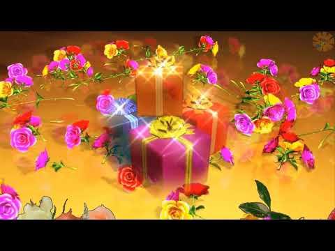 Шикарное поздравление с Днем рождения!