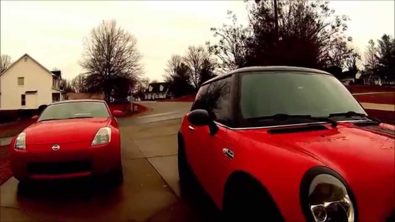 Rally Light Installation On Mini Cooper S Youtube
