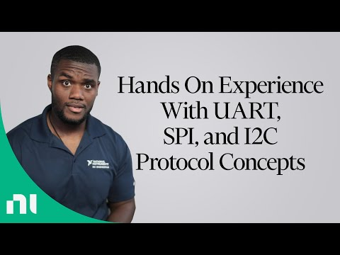 Hands On Experience With UART, SPI, and I2C Protocol Concepts