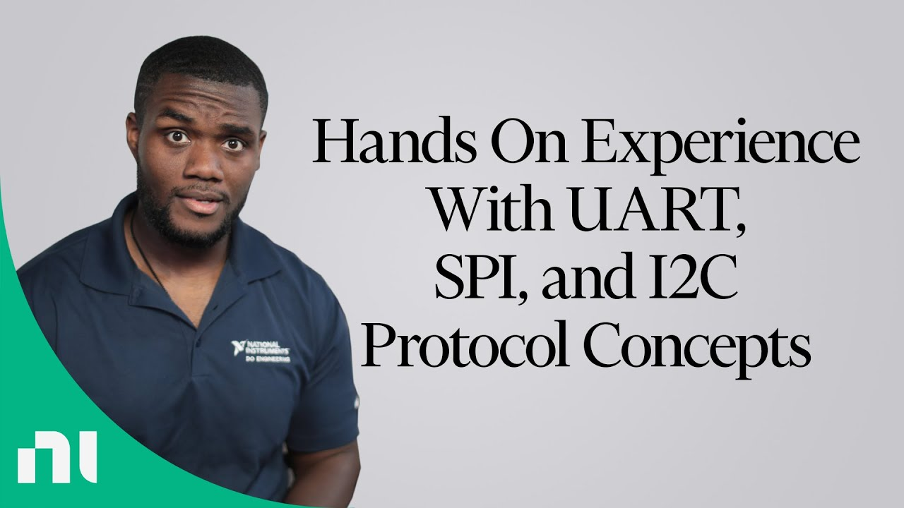 Hands On Experience With Uart Spi And I2c Protocol Concepts Youtube Arduino Rs485 Wiring