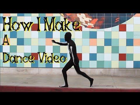 Behind The Bones (How I Make a Dance Video)