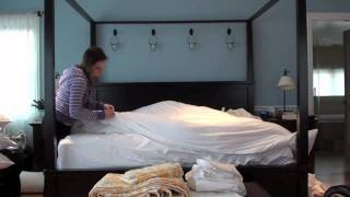 Spring Cleaning: Bed Linens