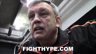 TEDDY ATLAS LIKES FLOYD MAYWEATHER NEXT FOR TIMOTHY BRADLEY; WOULD LOVE TO MATCH WITS FOR FIGHT 50