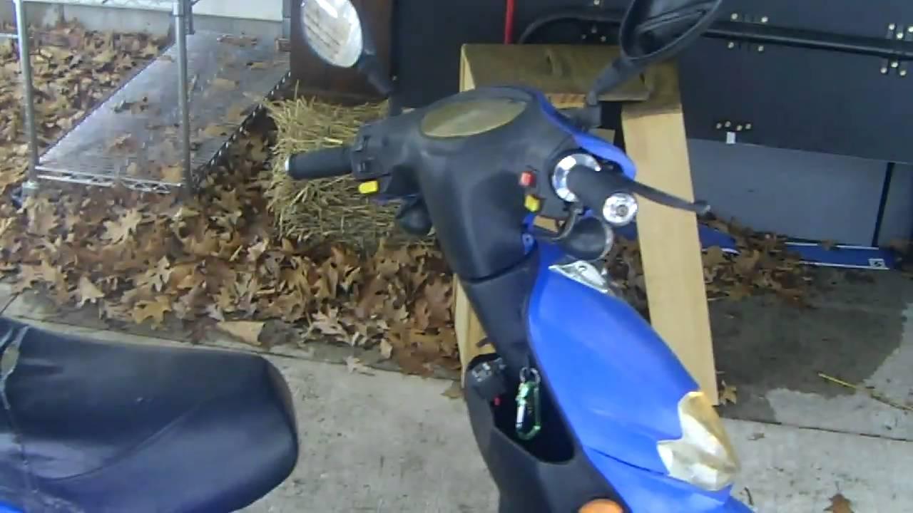 Lifan 2007 Moped 150cc