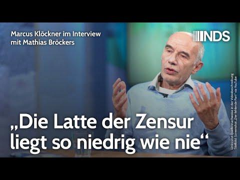 """""""Die Latte der Zensur liegt so niedrig wie nie""""   Mathias Bröckers"""