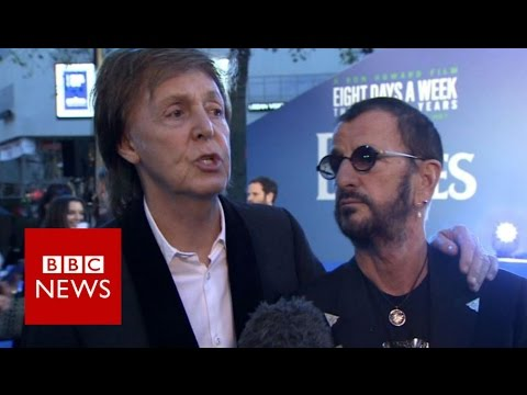 """It was only going to last for 10 years"" Sir Paul McCartney - BBC News"