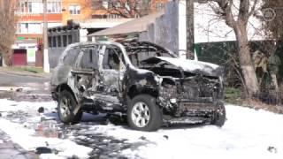 В результате подрыва авто погиб полковник СБУ