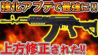 【PUBG MOBILE】強化アプデAR界・最高峰の最強武器『ベリルM762』…