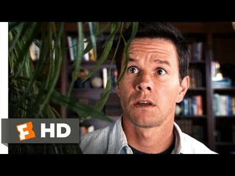 The Happening (4/5) Movie CLIP - Talking to Plants (2008) HD