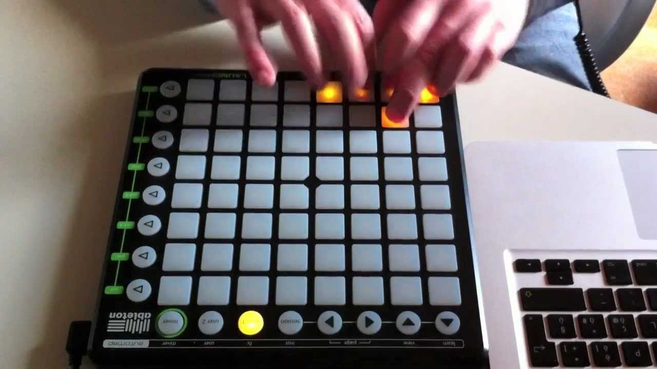 DJ Tech Tools - Ableton Contest - by Rick Fresco - YouTube