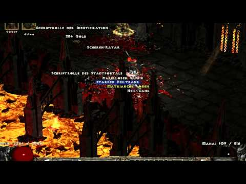 Diablo 2 LoD ROTNS Saiya Clan Cs BONER