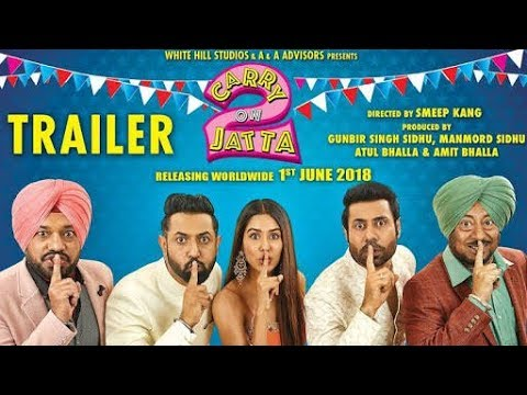 Watch carry on jatta 2 full promotional coverage by punjabi mania.