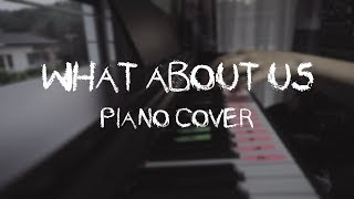 Baixar What About Us - P!nk || Piano Cover