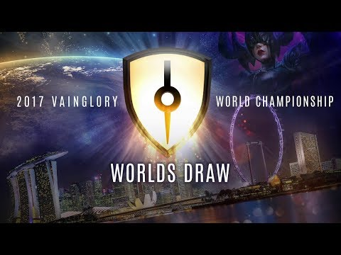 2017 Vainglory World Championship Group Draw