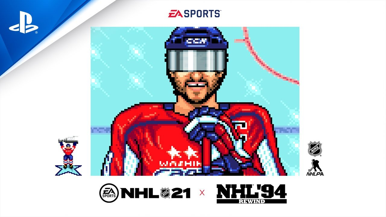 NHL 21 - 94 Rewind Official Reveal Trailer