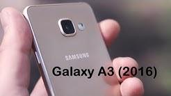 Обзор Samsung Galaxy A3 (2016)