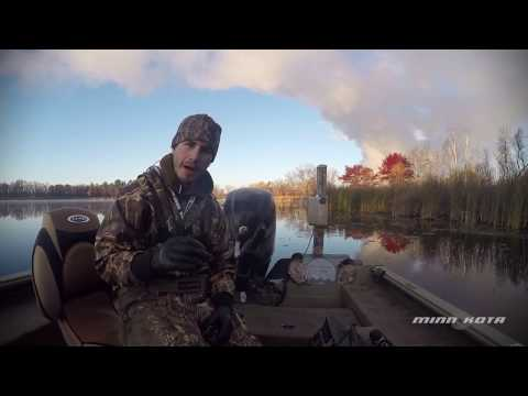 Minn Kota Talon - Uses for Duck Hunting
