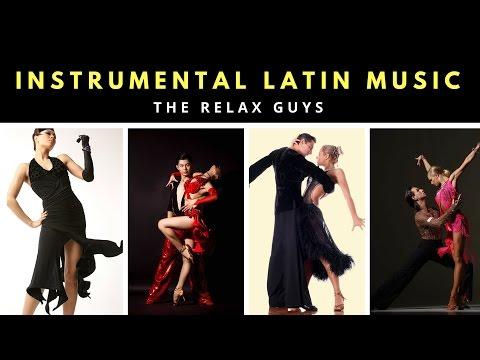 1 Hours of Latin Instrumental Music | Latin Music Fireplace