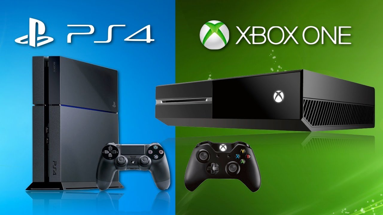 Image result for xbox one and ps4