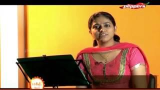 Andru Ivvulagam |Thiruppavai | S J Janani