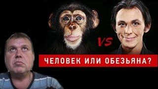 Чем человек отличается от обезьяны. Творчество или потребности
